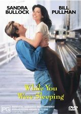 While You Were Sleeping NEW R4 DVD