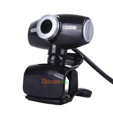 12MP HD USB Webcam Night Vision Chat Skype Video Camera for PC Laptop Computer