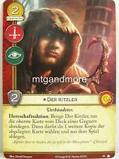 A Game of Thrones 2.0 LCG - 1x Der Kitzler  #088 - Base Set - Second Edition