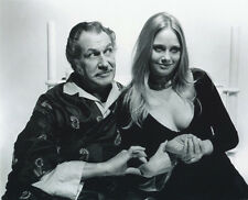 Linda Hayden and Vincent Price UNSIGNED photo - 2090 - Madhouse