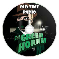 The GREEN HORNET - Old Time Radio (OTR) Complete 234 Shows (mp3 DVD)