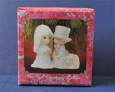 Vintage Precious Moments 1991 Our First Christmas Together Special Issue 522945