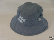 NEW ERA BLUE BUCKET STYLE HAT LA KINGS LOGO BNWT MEN'S WOMEN'S MEDIUM M