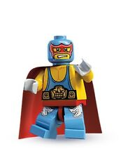LEGO Super Wrestler Minifigure 8683 Series 1 New Sealed