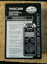 Tascam DR-05 Handheld PCM Portable Digital Recorder **BRAND NEW**