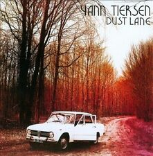 Dust Lane [Digipak] by Yann Tiersen (CD, 2010, Anti (USA)) FREE SHIPPING
