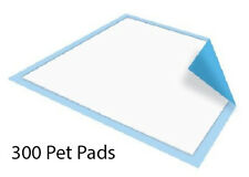 300 - Dog Puppy 23x36 Pet Housebreaking Pad, Pee Training Pads,  Underpads