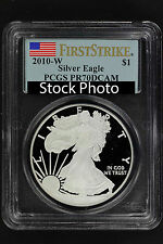 2010-W Proof Silver Eagle PCGS PR-70DCAM First Strike -147396