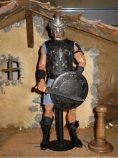 Kaustic Plastik 1/6 GLADIATOR 3 Piece Lot - Body, Gear + Metal Helmet Last one!