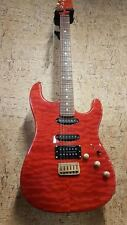 VALLEY ARTS CUSTOM PRO SSS FLAMED ELECTRIC GUITAR CHITARRA ELETTRICA