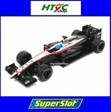 SUPERSLOT MCLAREN HONDA F1 MP4-30 #14 FERNANDO ALONSO LIVERY SCALEXTRIC UK H3620