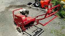 CA18 Classen AERATOR LANDSCAPING GOLF COURSE EQUIPMENT 4 HP HONDA ENGINE