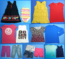 15 Piece Lot of Nice Clean Girls Size 10 Spring Summer Everyday Clothes ss229