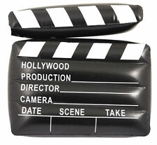 inflatable clapper board 43x34cm movie film director prop decoration