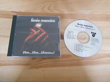 CD Jazz Renee Manning - Uhmm .. Uhm Uhmmm (13 Song) KEN MUSIC / MATSUKA