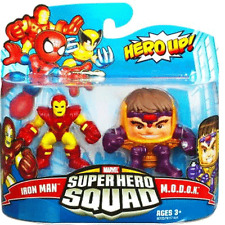 Marvel Superhero Squad - Iron Man & M.O.D.O.K. action figure