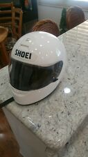 SHOEI RF-800 Motorcycle Helmet Size: Large DOT/SNELL Super Clean Condition!