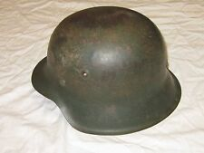 Original World War 2   ----  M 42    German Helmet