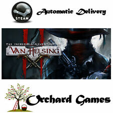 The Incredible Adventures of Van Helsing II 2 : PC  MAC: (Steam/Digital) Auto