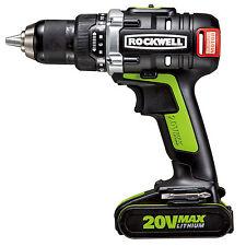 Rockwell RK2852K2 Li-ion Brushless Drill/Driver 20V