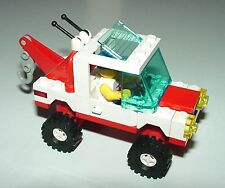 Lego 6660 Town City Hook & Haul Wrecker Dépanneur Vehicle Racer complet de 1989