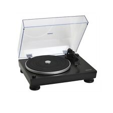 Audio Technica AT-LP5 Direktgetriebener Plattenspieler inkl. Haube mit AT 95 EX