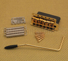 WVC-SB-GD Wilkinson Gold Steel Tremolo kit For Vintage Strat®
