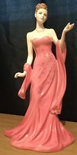 Coalport Mystique Limited Edition No 5592 Figurine By J Bromley