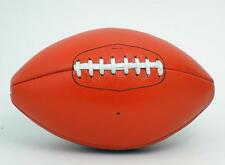 New Vintage Leather American Football Retro style hand stitched lace-up ball