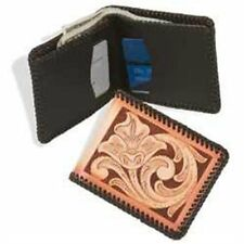 Tandy Leather Top Notch Billfold Kit Item #4001-00 Design with Craftool