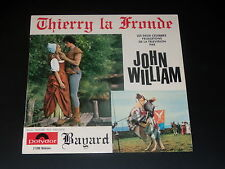 45 tours  - B.O SERIE TV - THIERRY LA FRONDE - J.WILLIAM - BAYARD - 1963