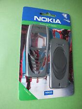 ORIGINALE Nokia 7210 Front Cover Posteriore Guscio superiore skr-249 turchese verde grey green