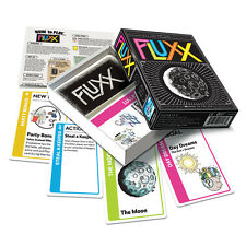 Fluxx 5.0 The Card Game With Ever-Changing Rules From Looney Labs