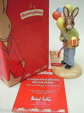 Royal Doulton Bunnykins DB291 Congratulations Figure New With Box & Certificate