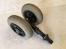 Front Steering Wheels Assembly from Shoprider Fold and Go 350/355 Scooter