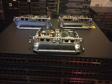 Cisco NM-2V with VIC-2FXS & VIC-2FXO NETWORK MODULE Voice Cards VoIP Lab