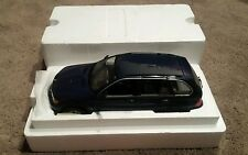 1/18 KYOSHO BMW X5  DEALER EDITION BLUE