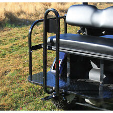 Bumper Hitch and Safety Bar Combo for Golf Cart Rear Seat Kit (R)