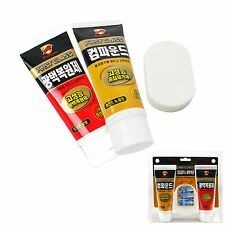 Bullsone Scratch Remover & Restore Luster Set Car Scratch Remover for All Color