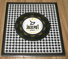 Block B JACKPOT Special Edition K-POP CD + PHOTOCARD & FOLDED POSTER SEALED