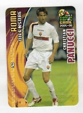 figurina PANINI CALCIO CARDS GAME 2005-06 N. 152 ROMA PANUCCI