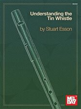 Understanding The Tin Whistle Learn to Play Celtic Irish Tunes Songs MUSIC BOOK