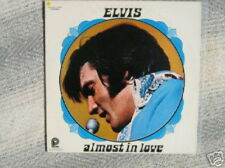 ELVIS PRESLEY 33 TOURS USA ALMOST IN LOVE
