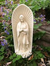 new latex only Mary in grotto mold plaster cement mold
