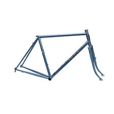 Soma San Marcos Frameset 700c Tiburon Blue 59cm Touring Road Bike