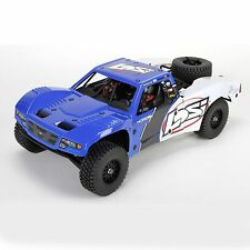 Losi Baja Rey Brushless 4wd RTR Race Truck 4 link rear suspension 50+mph NEW