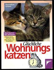 Katzen--Glückliche Wohnungskatzen--Tierratgeber--Hannelore Grimm--