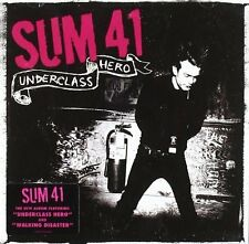 Sum 41 Underclass hero (2007) [CD]
