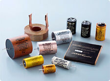 Jensen 100uf 450V Axial Electrolytic Capacitor, For Audio