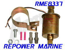 Universal Marine Fuel Pump for V6 & V8 Engines, Mercruiser, Volvo Penta, OMC